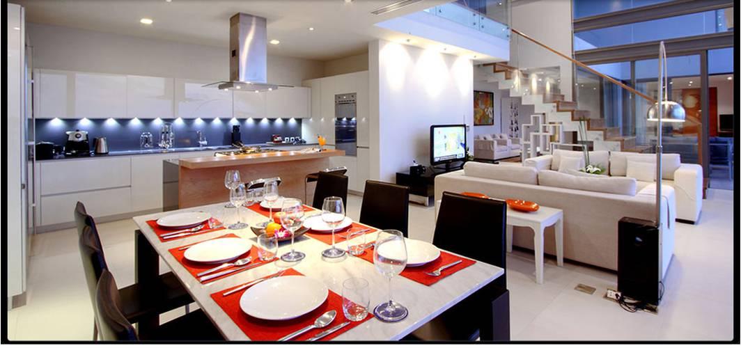 Villas 6 cape sienna phuket gourmet hotel & villas