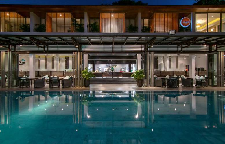 Swimming Pool Cape Sienna Phuket Gourmet Hotel & Villas Phuket