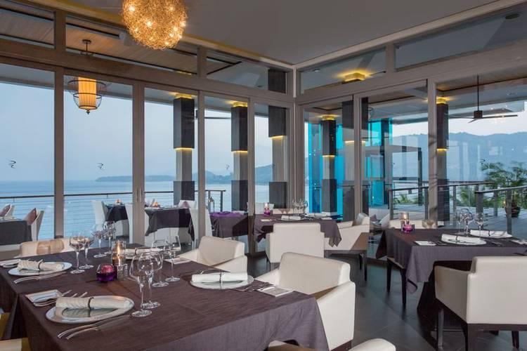 Plum prime steakhouse restaurant cape sienna phuket gourmet hotel & villas