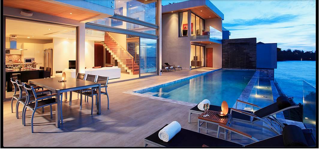Villas 5 cape sienna phuket gourmet hotel & villas