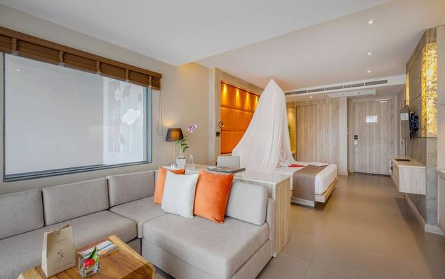 SEA VIEW HONEYMOON SUITES Cape Sienna Phuket Gourmet Hotel & Villas Phuket