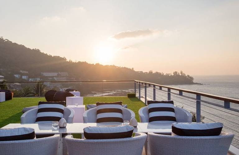 Sea view cape sienna phuket gourmet hotel & villas
