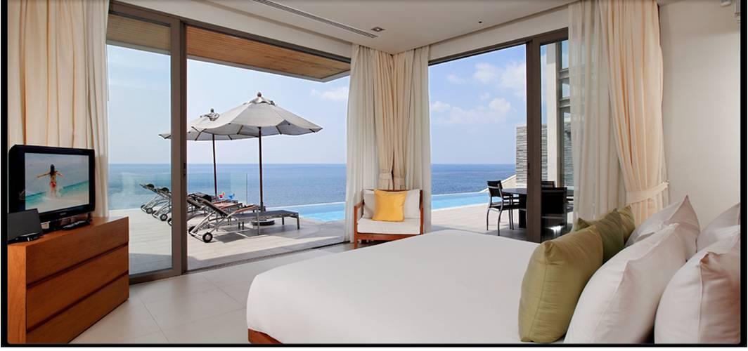 Villas 3 cape sienna phuket gourmet hotel & villas