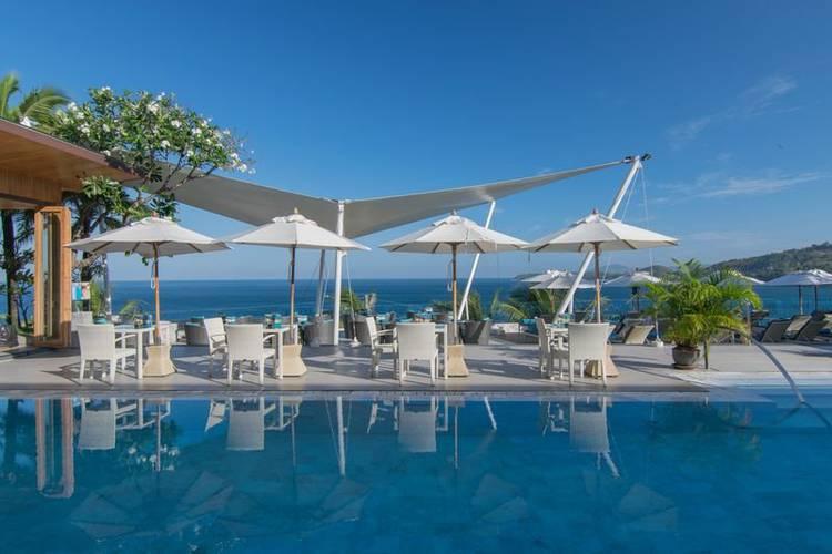 Poolside Bar Cape Sienna Phuket Gourmet Hotel & Villas Phuket