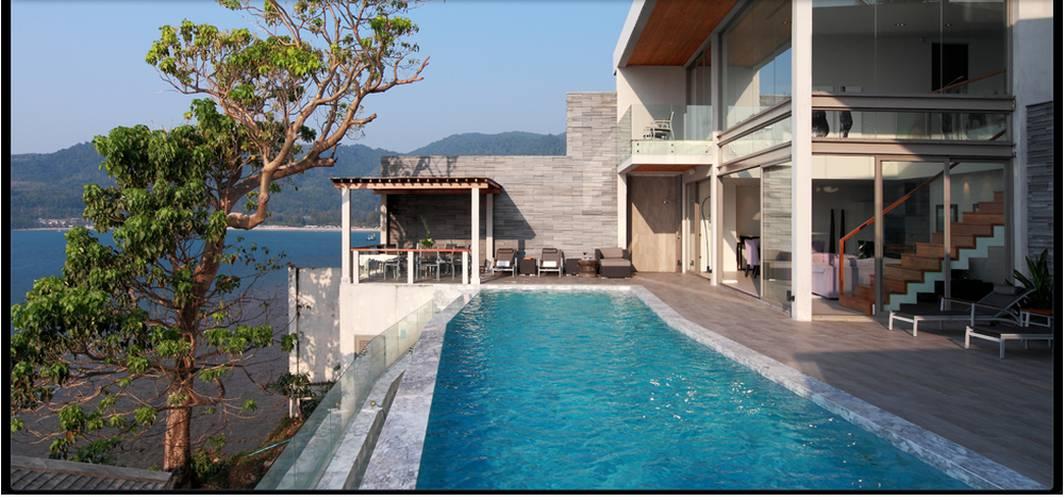 Villas 8 cape sienna phuket gourmet hotel & villas