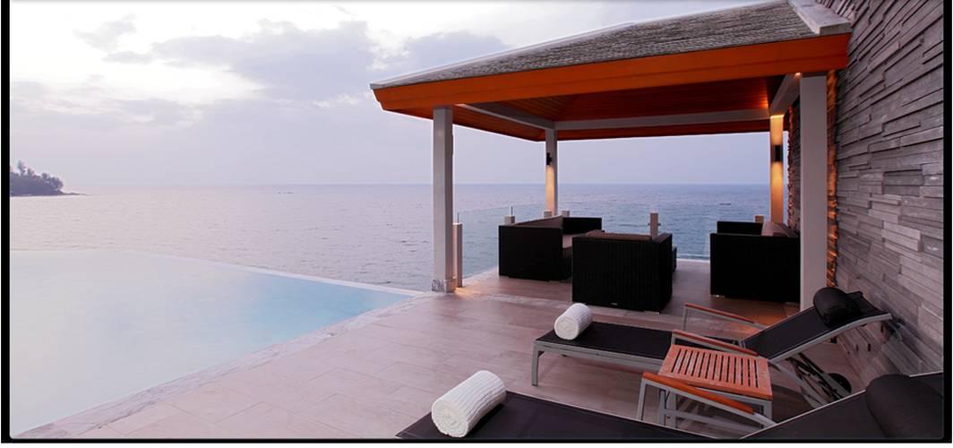 Villas 4 cape sienna phuket gourmet hotel & villas